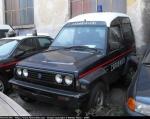 Freeclimber carabinieri automezzo dismesso cc 087df teo 89 bertone