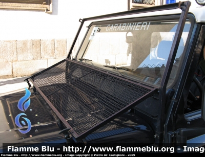 Land Rover Defender 90 - Land Rover Defender 90 SW - Foto Album Fiamme