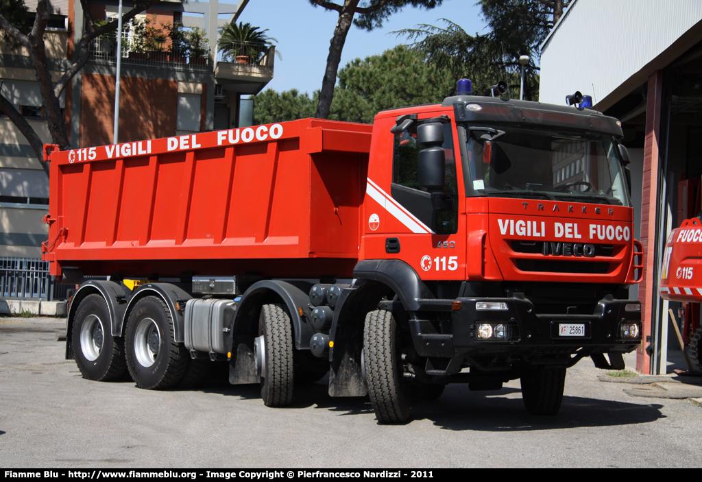 G.O.S vigili del fuoco reparto macchine operatrici industriali e movimento terra IMG_5581