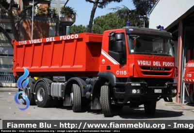 G.O.S vigili del fuoco reparto macchine operatrici industriali e movimento terra Normal_IMG_5581