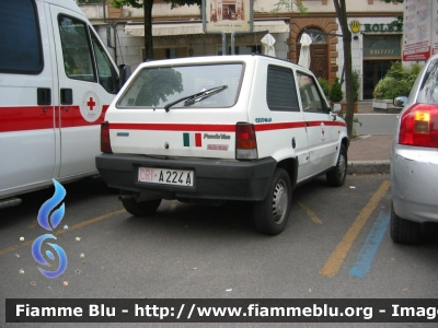 Comitato Locale Viareggio - Versilia - Fiat Panda II serie - Foto