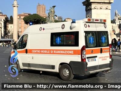 Policlinico di Roma Umberto I - Fiat Ducato X250 - Foto..